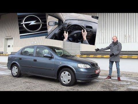 Opel Astra G Test - Der ewige Zweite! - Review Kaufberatung Gebrauchtwagen