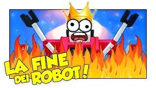 LA FINE DELL' IMPERO DEI ROBOT SULLA TERRA! - Clone Drone In The Danger Zone ITA
