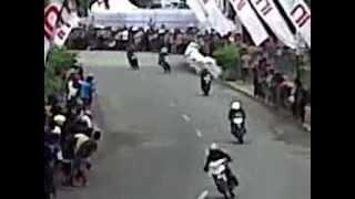 preview picture of video 'juara 1, klas 125cc, 2 langkah lokal luwuk bangkep RIKI CEPER'