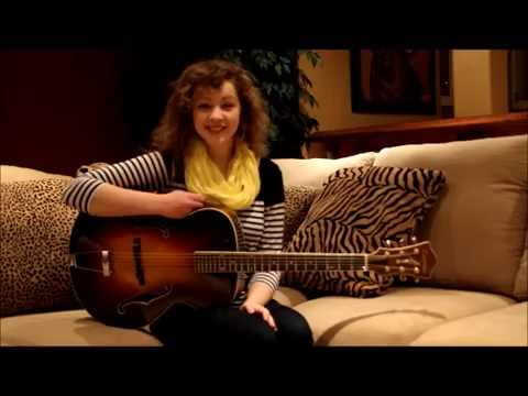 Winter's Come and Gone ~ Bethany Burie (New Guitar!)