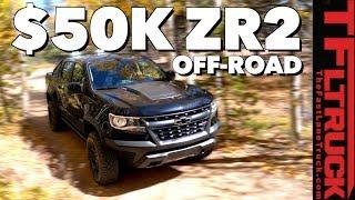 Chevy Colorado ZR2 vs Pennsylvania Gulch: Most Expensive & Capable Midsize Truck?