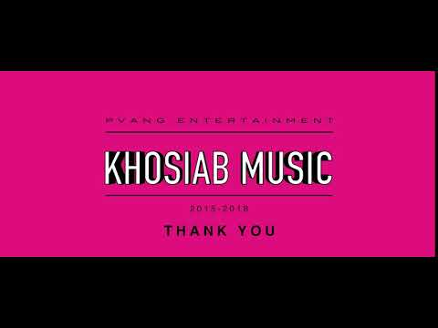 THANK YOU ALL | Khosiab Music 2015-2018
