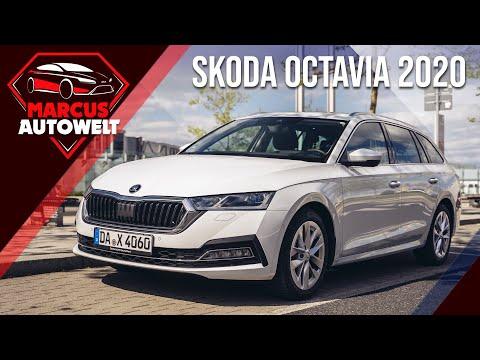So viel Skoda Octavia Combi (2020) bekommst IHR für 46.596 € | Review Fahrbericht