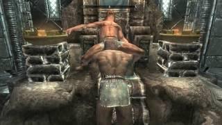 Elder Scrolls V : Skyrim - Galmar Stone-Fist & Ulfric Stormcloack Gay Sex