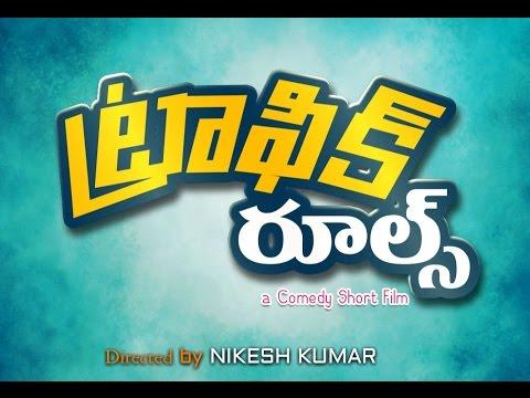 Traffic Rules || Latest Telugu Comedy Shortfilm II Directed By Nikesh Kumar