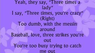Chipmunk-Oopsy Daisy Lyrics