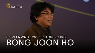 Bong Joon Ho  on Writing Parasite | On Writing