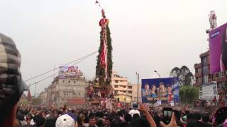 preview picture of video 'Rato Machhindra Nath Jatra in Patan'