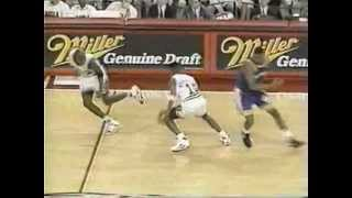 Chris Mullin (38pts) vs. Michael Jordan (40pts) (1991)