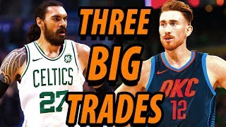 Three Blockbuster Trades That Will SURPRISE The NBA | 2019 NBA Free Agency
