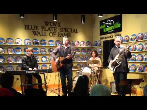 Brad Austin sings Cleopatra's Smile on WDVX Blue Plate Special