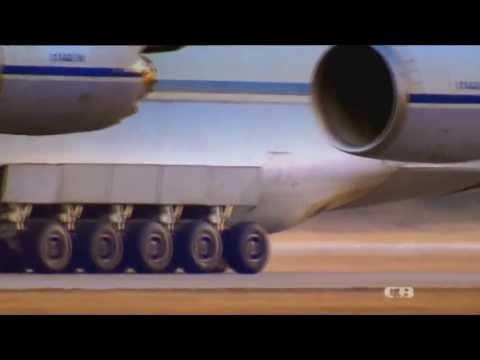 BIG BIGGER BIGGEST  aircraft