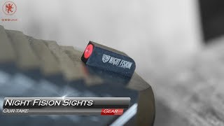 Night Fision Glock Sights Multiple Opinions