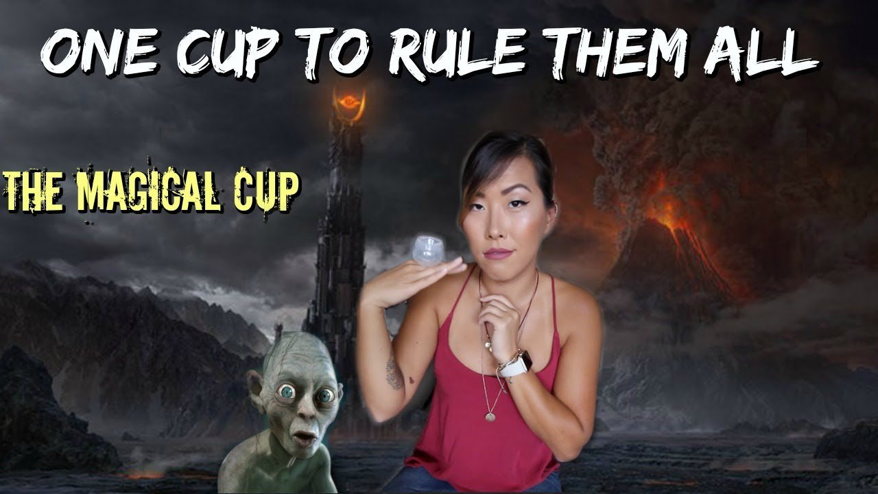 I TRIED THE FEMMY CYCLE CUP *WARNING REAL BLOOD* | ITSJUSTKELLI