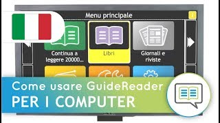 GuideReader - Italiano