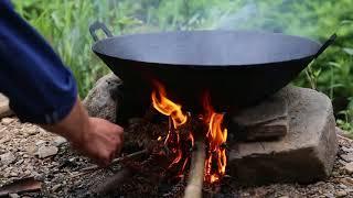 农田里面找点野味,跟辣椒一起炒出来,能多吃3碗米饭