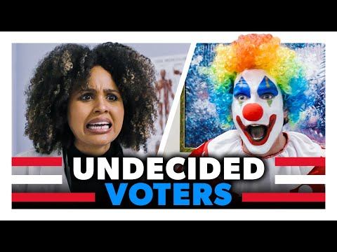 What Undecided Voters Look Like To Everyone Else