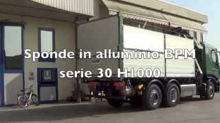 Iveco Stralis 3 Assi - Cassone Ribaltabile Per Trasporto Legna Con Caricatore Penz
