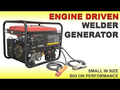 AC And DC Welding Generators
