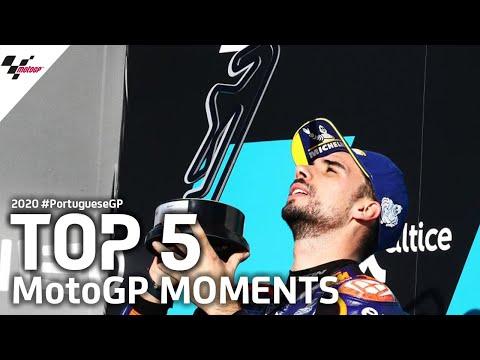 ミゲル・オリヴェイラが優勝!MotoGP ポルトガルGP 決勝レースハイライト動画