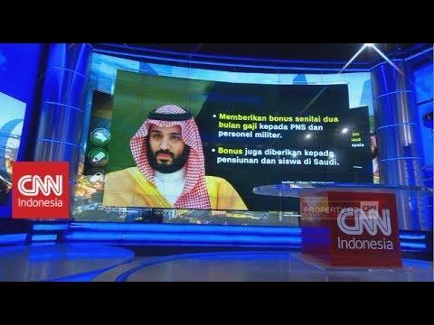 Gebrakan Putra Mahkota Arab Saudi, Pangeran Muhammad Bin Salman
