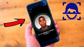 Como Tener el FACE ID del IPHONE X en Cualquier Android (Reconocimiento Facial)