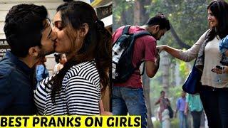 Best Pranks On Girls 2017 | Pranks In India by Vinay Thakur | AVRprankTV