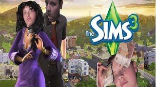 Sims 3 БУ-ГА-ГА!!!