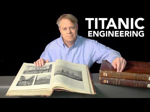 Úžasná fakta o stavbě Titanicu