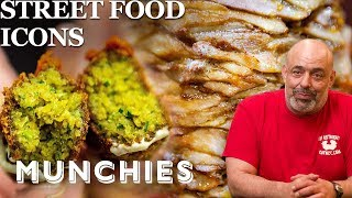 The King of Falafel - Street Food Icons