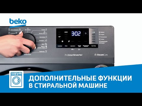 Стиральная машина BEKO WRE6612ZSW (BY)