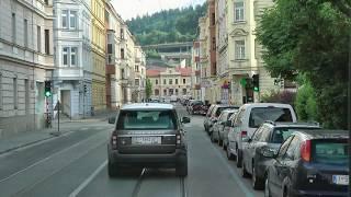 preview picture of video 'Strassenbahn Innsbruck STB Innsbruck Hauptbahnhof - Fulpmes'