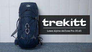 Inside Look: Lowe Alpine AirZone Pro 35:45