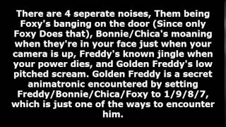 FNAF: Who could have possibly killed the phone guy? (read desc)
