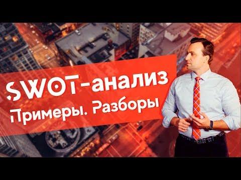 SWOT анализ пример
