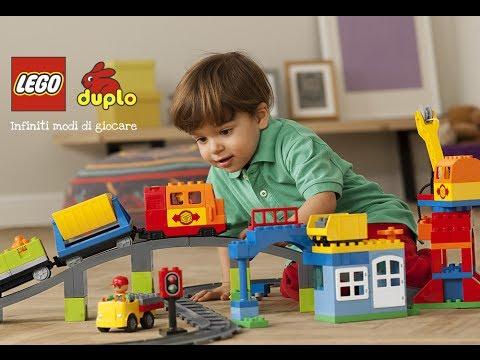 LEGO® DUPLO® Treni