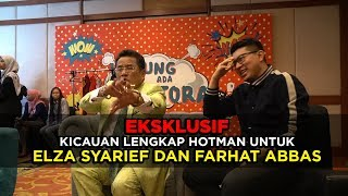 Video INI STRATEGI HOTMAN PARIS HADAPI LAPORAN ELZA SYARIEF DAN FARHAT ABBAS MP3, 3GP, MP4, WEBM, AVI, FLV September 2019
