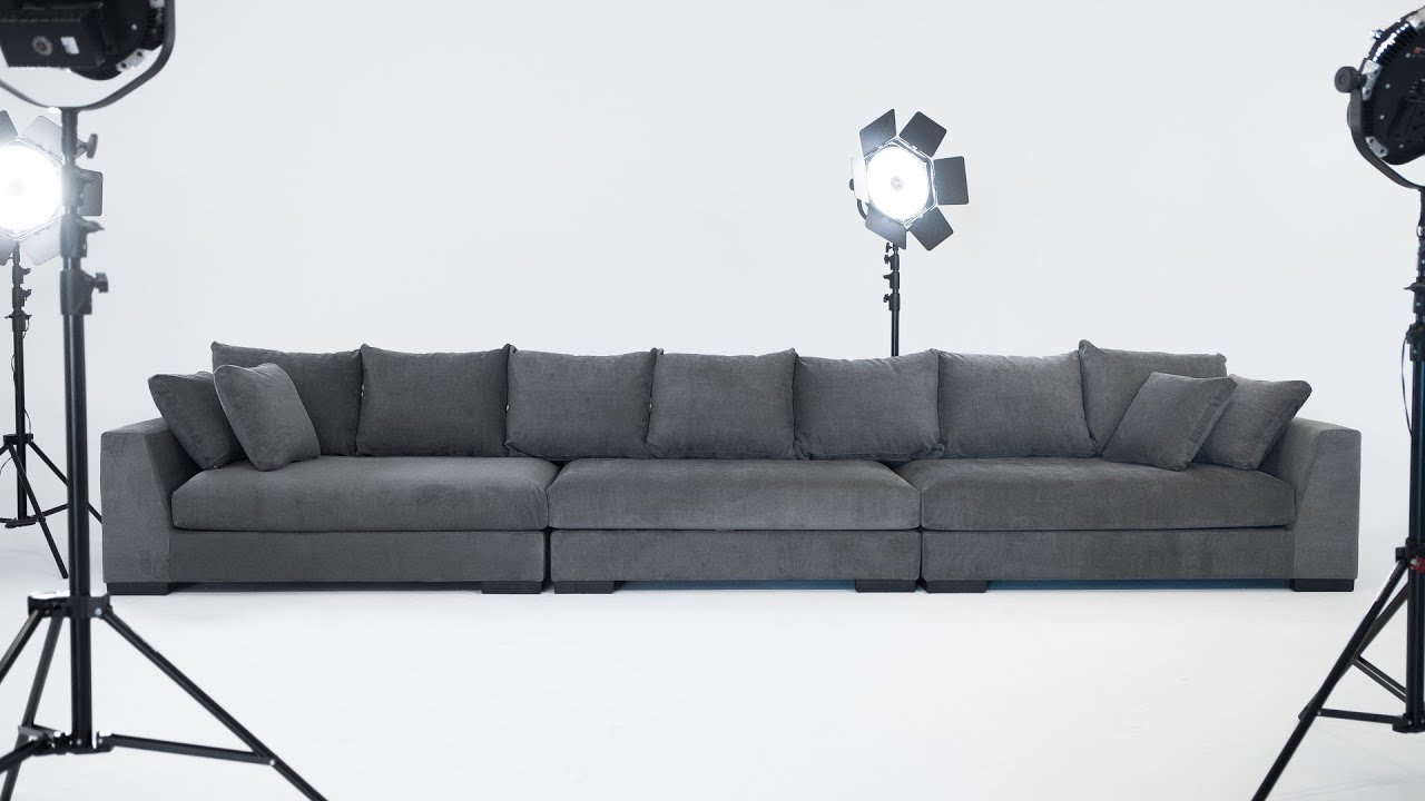 COOPER Modular sectional sofa