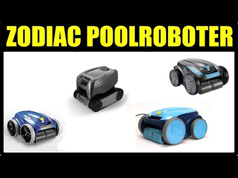 ► TOP 5 ZODIAC POOLROBOTER ★ Zodiac Poolreiniger Roboter Test ★ Zodiac Schwimmbadreiniger Roboter...