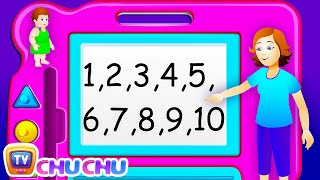 Number Rhymes For Children - Make your kids learn Numbers with the beats! Learn to count with ChuChuTV Numbers Song.  =============================================== Video: Copyright 2017 ChuChu TV® Studios Music and Lyrics: Copyright 2017 ChuChu TV® Studios ChuChu TV ®, Cutians ®, all the characters and logos  used are the registered trademarks of ChuChu TV Studios ===============================================