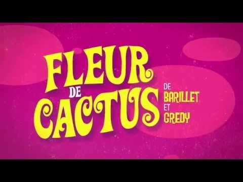 Catherine Frot, Michel Fau - Fleur de Cactus au Théâtre Antoine