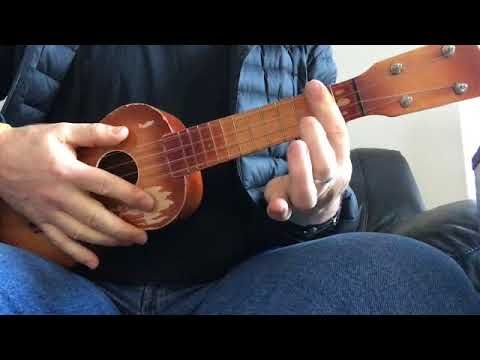 Michelle Beatles Ukulele Tutorial Lesson