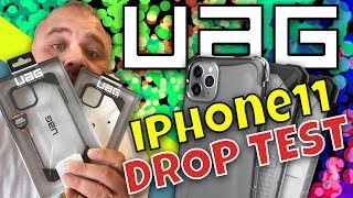UAG iPhone 11 Pro Max | Best Cases for Protection | Monarch | Plasma | Plyo | Drop Test