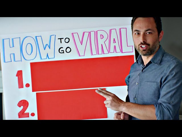 How To Make Viral YouTube Videos Feat Veritasium