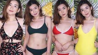 SWIMSUIT & CLOTHING TRY ON HAUL PHILIPPINES!