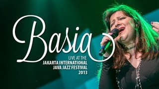 Basia Live at Java Jazz Festival 2013