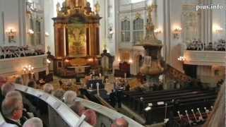 Masonic Rituals at St. Michaelis Church, Hamburg, Michaelmas Day, 29th Sept. 2012