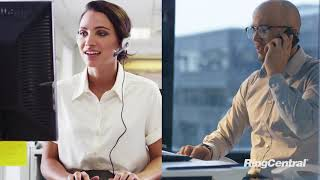 RingCentral Contact Center video