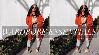 5 Essentials For Your Work Wardrobe | Business Casual Attire