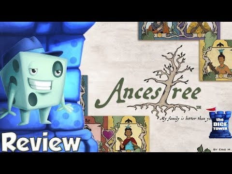 Ancestree Review - with Tom Vasel